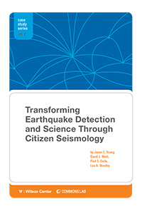 Citizen Seismology Report