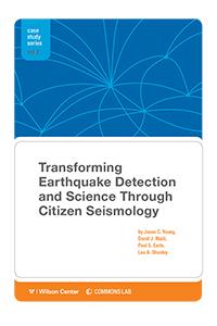 Citizen Seismology Report